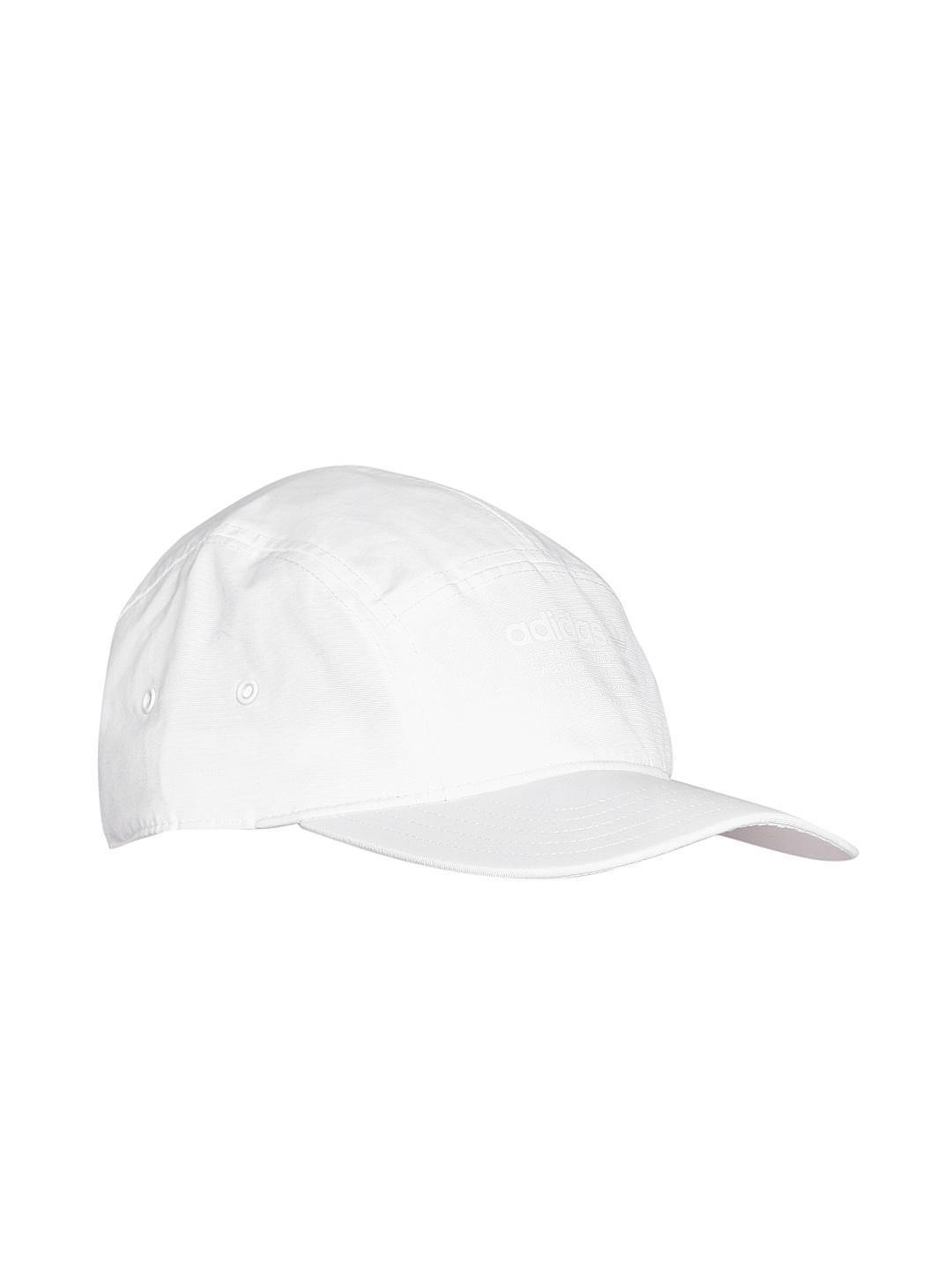 Buy ADIDAS Originals Unisex White NMD 5 Panel Cap - Caps for Unisex ... 41657f590a98