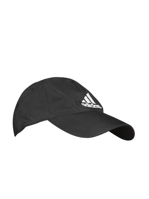 064f6ed75f Buy ADIDAS Unisex Black 6 Panel Lightweight EMB Cap - Caps for ...