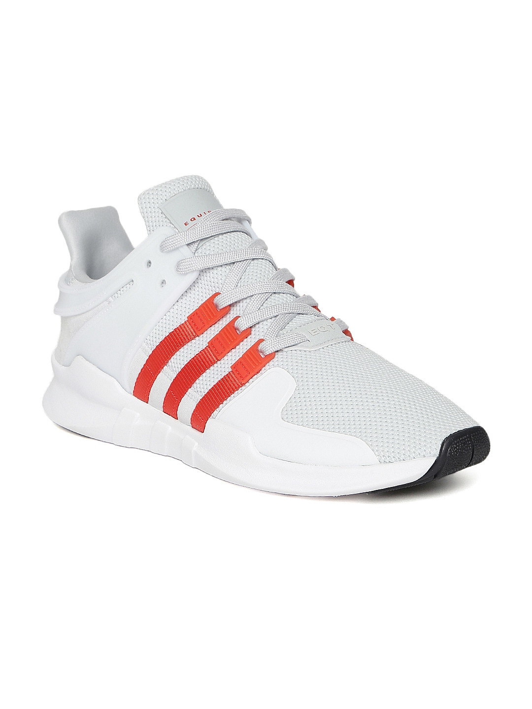 8eb63959432f Buy ADIDAS Originals Men EQT SUPPORT ADV Grey   White Sneakers ...