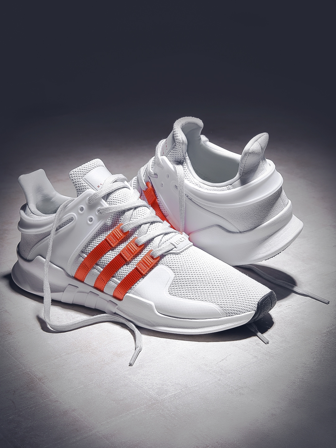 53ab0d612b0c Buy ADIDAS Originals Men EQT SUPPORT ADV Grey   White Sneakers ...