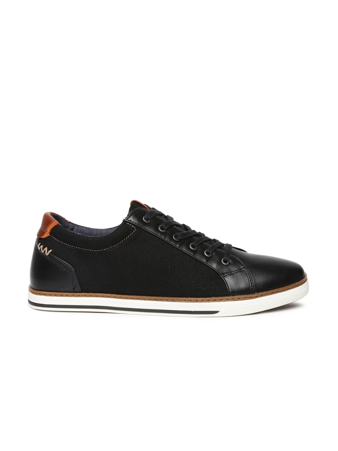ca702884f39 Buy ALDO Men Black Giling Sneakers - Casual Shoes for Men 1949084 ...