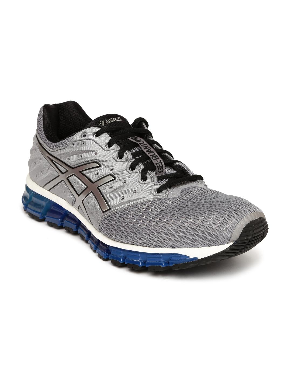 a277cc2d464 Buy ASICS Men Grey GEL QUANTUM Running Shoes - Sports Shoes for Men ...