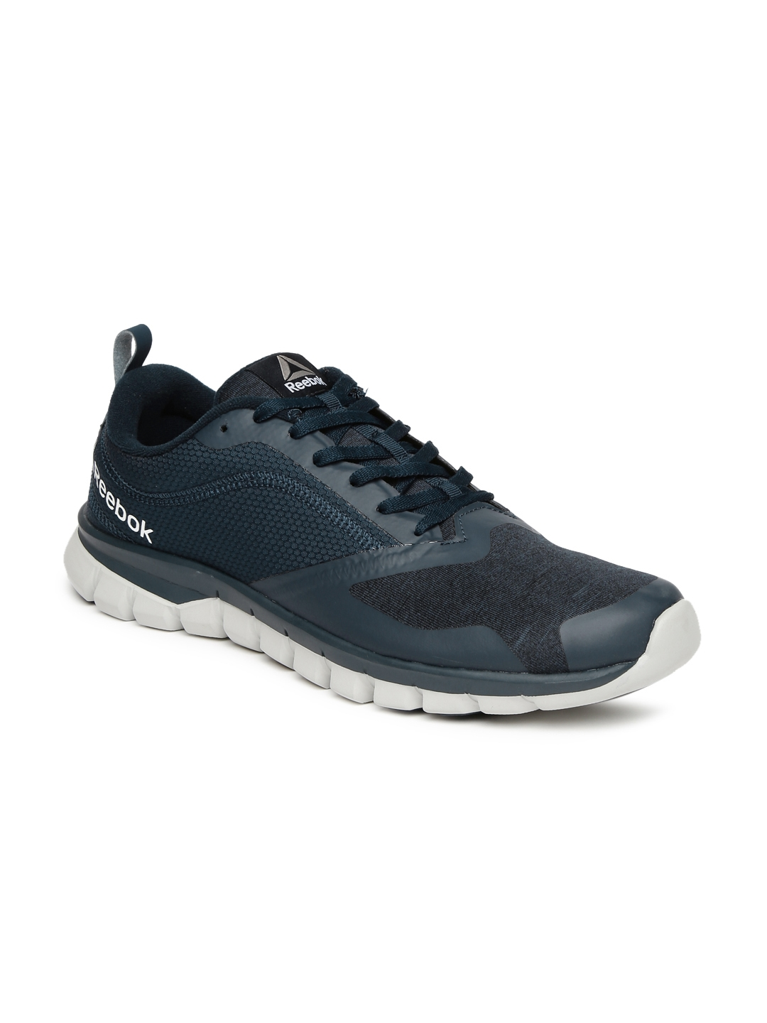 Buy Reebok Men Navy Sublite Authentic 4.0 Running Shoes - Sports ... 14364c5b6
