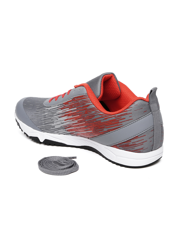 a33fcc4a2b7323 Buy Reebok Men Grey   Red Blaze Max Training Shoes - Sports Shoes ...