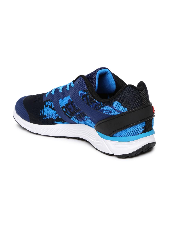 Buy Reebok Men Blue   Black Sierra Running Shoes - Sports Shoes for ... 01ff54370