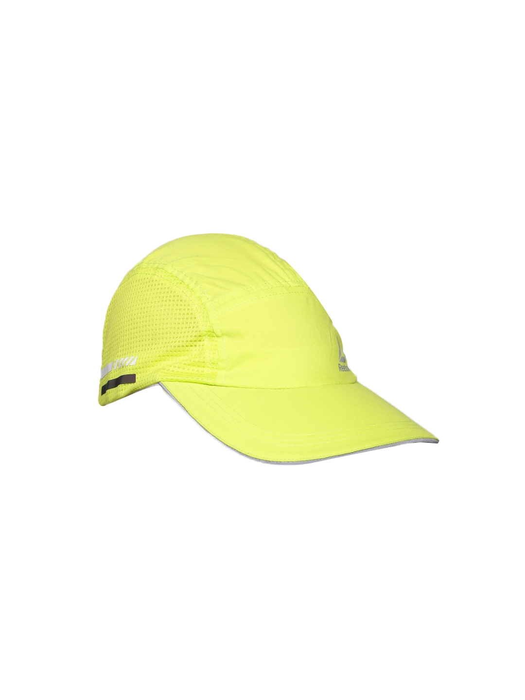 f0f2960b380 Buy Reebok Unisex Fluorescent Green OS PERF Running Cap - Caps for ...