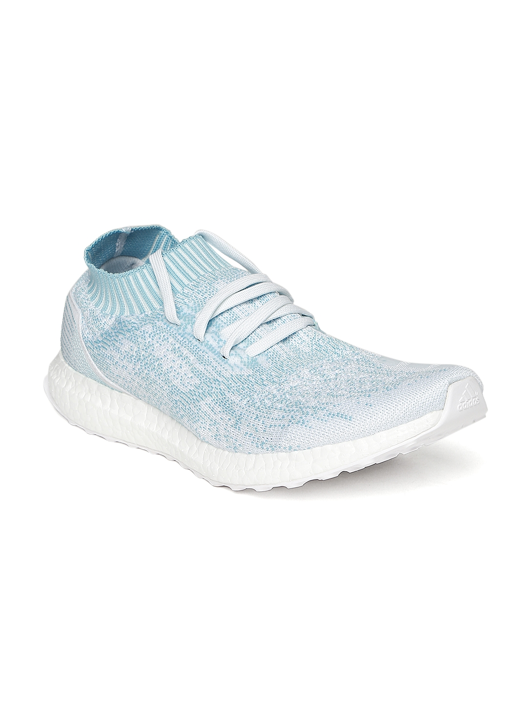 1ea36e091d2 Buy ADIDAS Men Blue Ultraboost Uncaged Parley Running Shoes - Sports ...