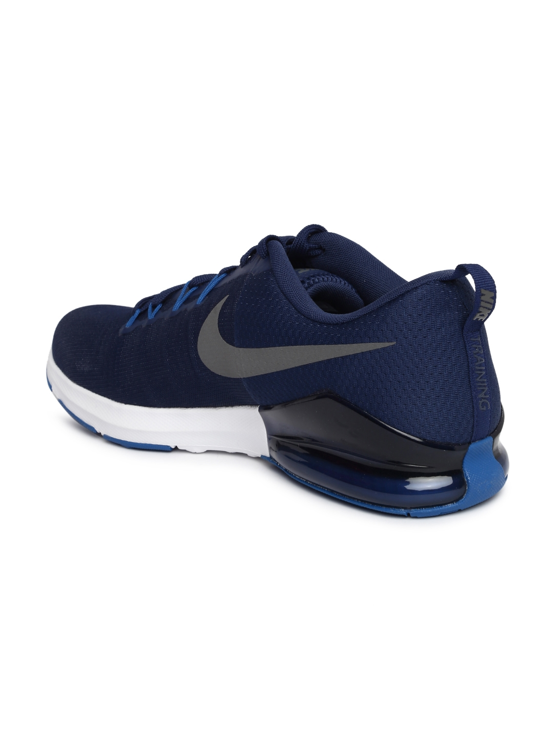 f3006d8b1a11 Buy Nike Men Navy Blue ZOOM TRAIN ACTION Training Shoes - Sports ...