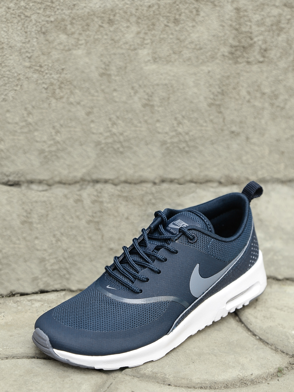 Nike Max Air Blue Sneakers Women Thea 4RL53Aj
