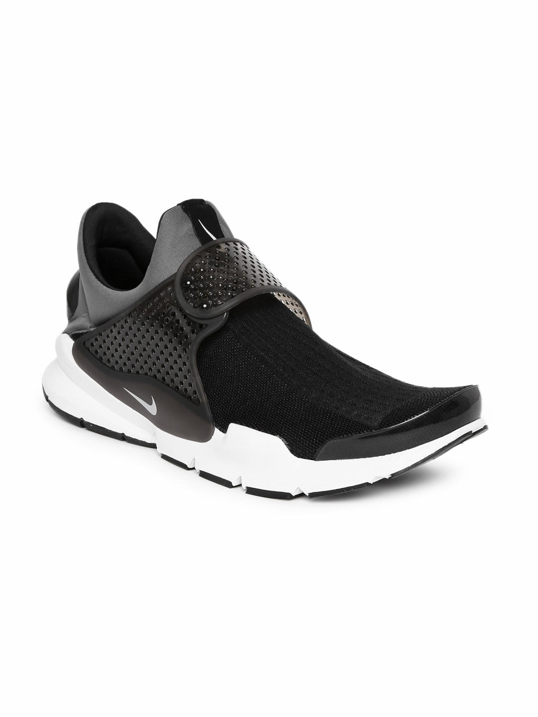 c74b21fa1d71 Buy Nike Men Black SOCK DART KJCRD Slip On Sneakers - Casual Shoes ...