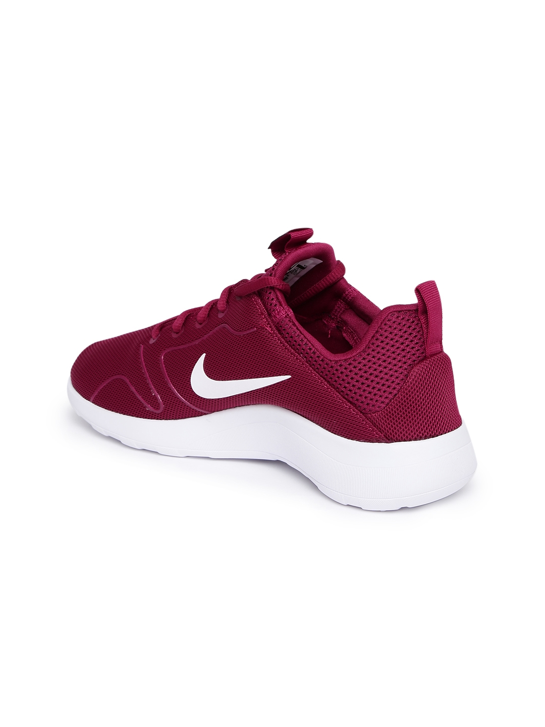 newest collection 4e5c9 f275a Nike Women Burgundy KAISHI 2.0 Sneakers