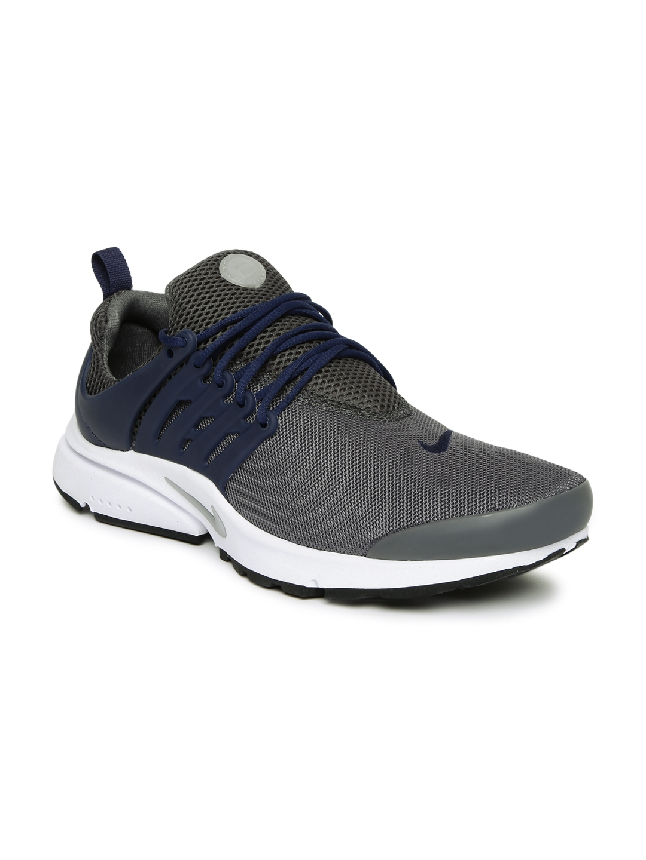 62464ca2de5a Buy Nike Men Grey AIR PRESTO ESSENTIAL Sneakers - Casual Shoes for ...