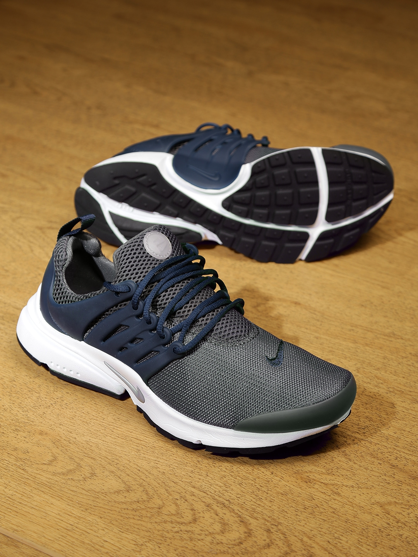 efaf53926b570 Buy Nike Men Grey AIR PRESTO ESSENTIAL Sneakers - Casual Shoes for ...