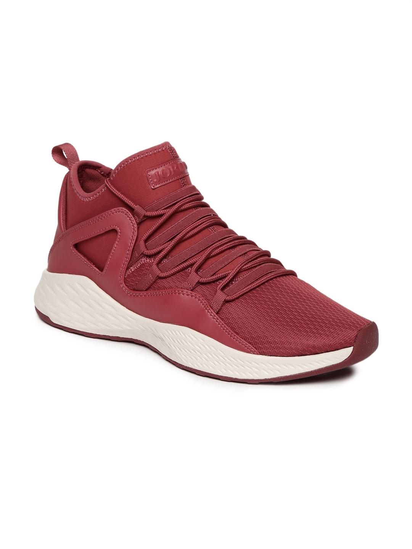192a1b049f4e Buy Nike Men Burgundy Jordan Formula 23 Shoes - Sports Shoes for Men ...