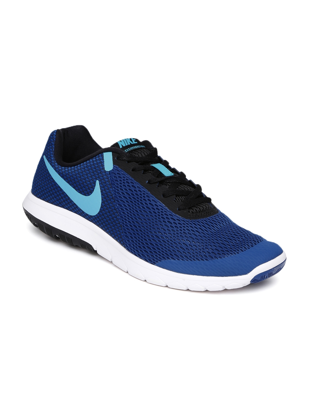 d022b95ecf08 Buy Nike Men Blue FLEX EXPERIENCE RN 6 Running Shoes - Sports Shoes ...