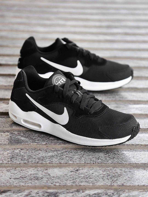 on sale fcc47 27256 Nike Men Black AIR MAX GUILE Sneakers