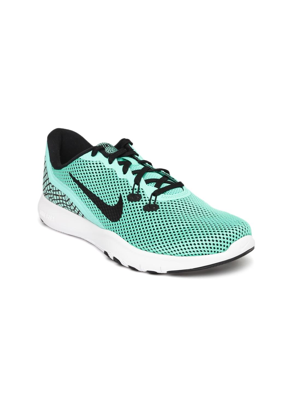 Nike Women Turquoise Blue FLEX TRAINER