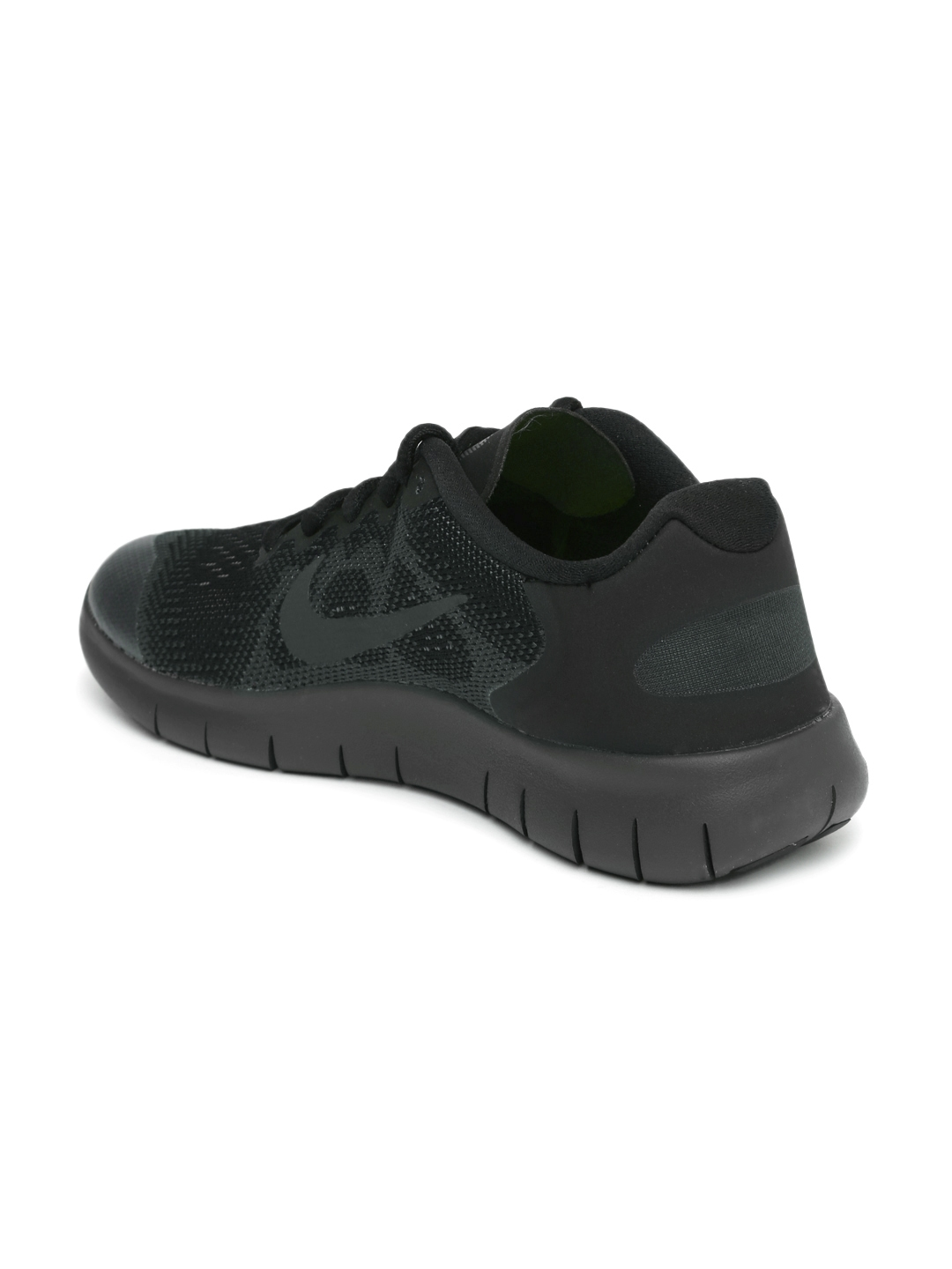8004af3b8e69 Buy Nike Boys Black FREE RN 2017 (GS) Running Shoes - Sports Shoes ...