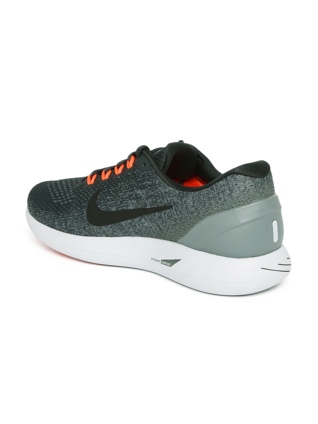 0aeefdddbc Buy Nike Men Charcoal Grey LUNARGLIDE 9 Running Shoes - Sports Shoes ...