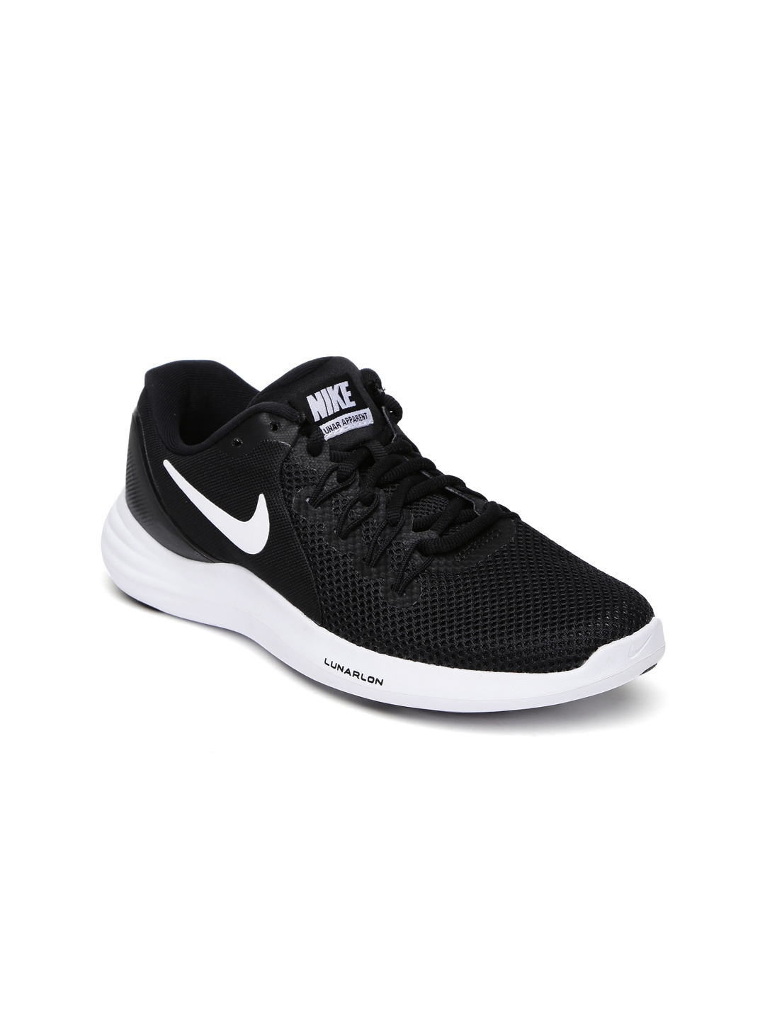 Buy Nike Women Black Lunar Apparent Running Shoes - Sports Shoes for ... 83cd7692a