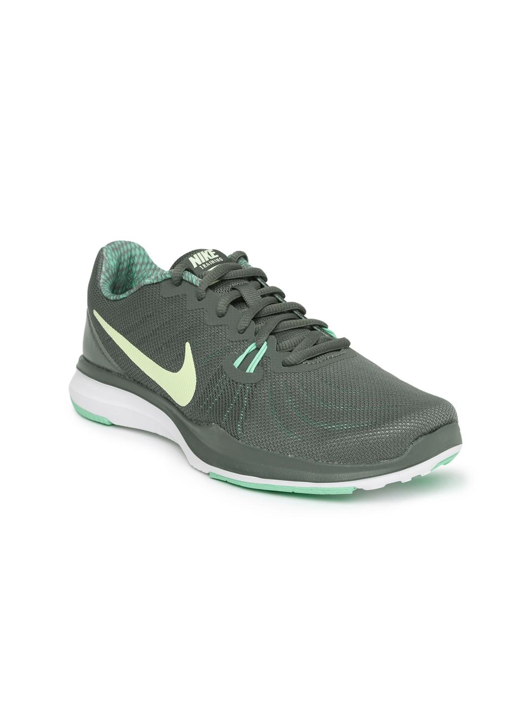ff1a8c5b425f48 Buy Nike Women Grey IN SEASON TR 7 Training Shoes - Sports Shoes for ...