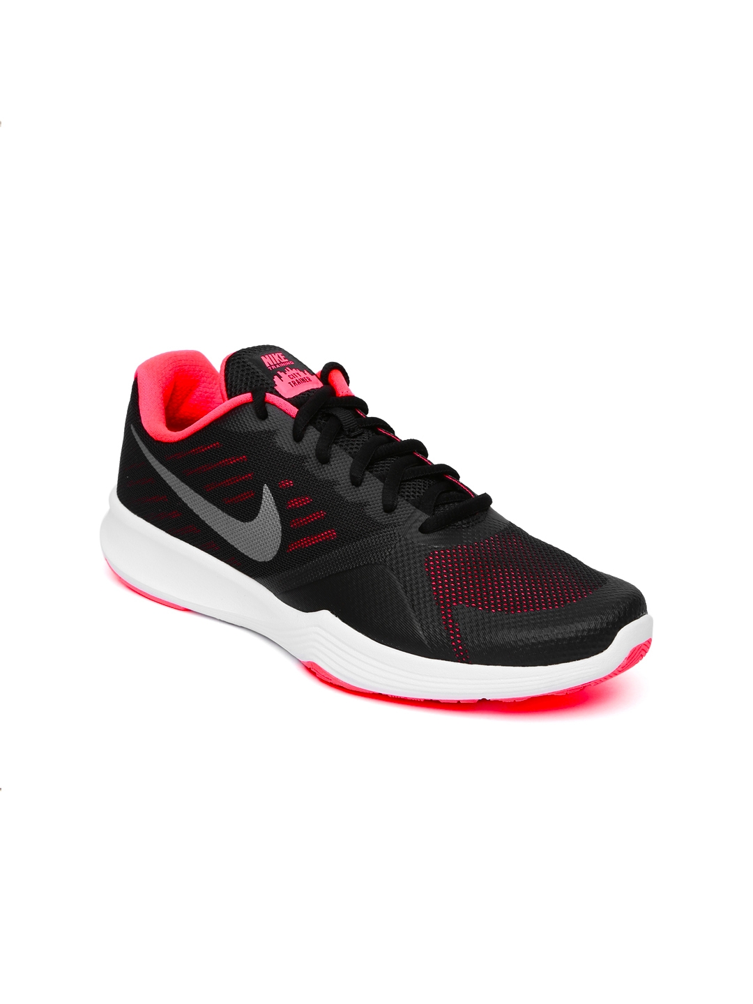 16ef9551d Buy Nike Women Black City Trainer Training Shoes - Sports Shoes for ...