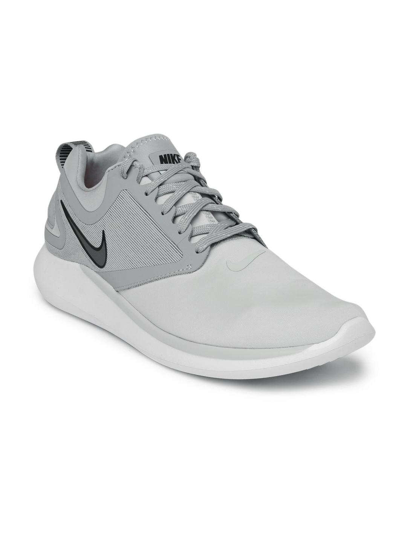 51e4ded29c0c Buy Nike Men Grey LUNARSOLO Running Shoes - Sports Shoes for Men ...
