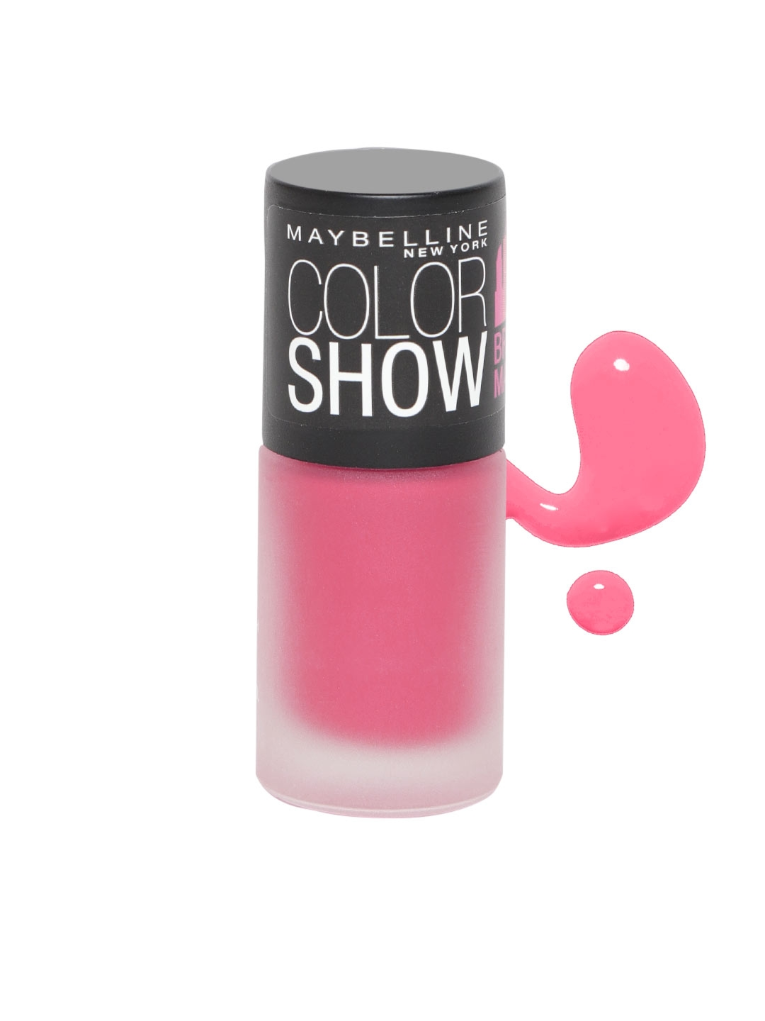 9c41f8f2e1 Buy Maybelline Color Show Bright Mattes Merry Fuchsia Nail Paint ...