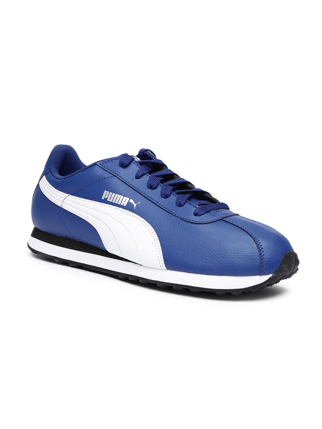 558a257a97b23b Buy Puma Men Blue   White Turin Sneakers - Casual Shoes for Men ...