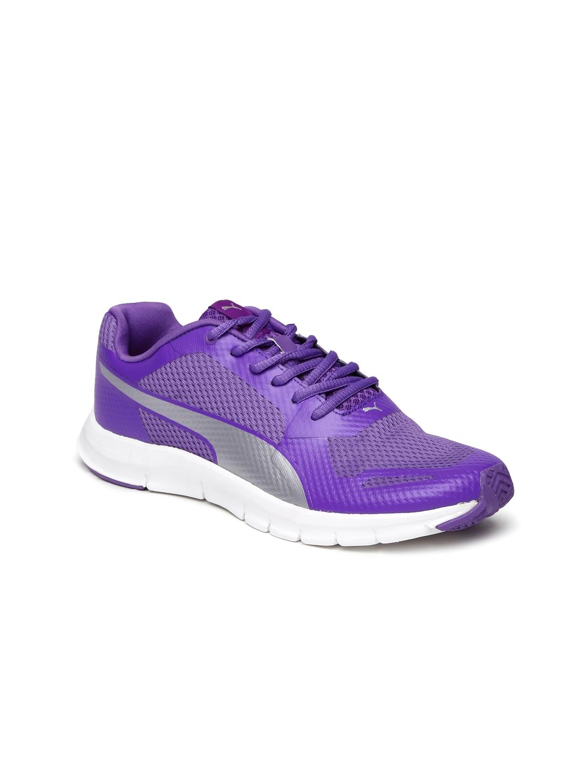 c618ccba Buy PUMA Women Purple Blur IDP Running Shoes - Sports Shoes ...