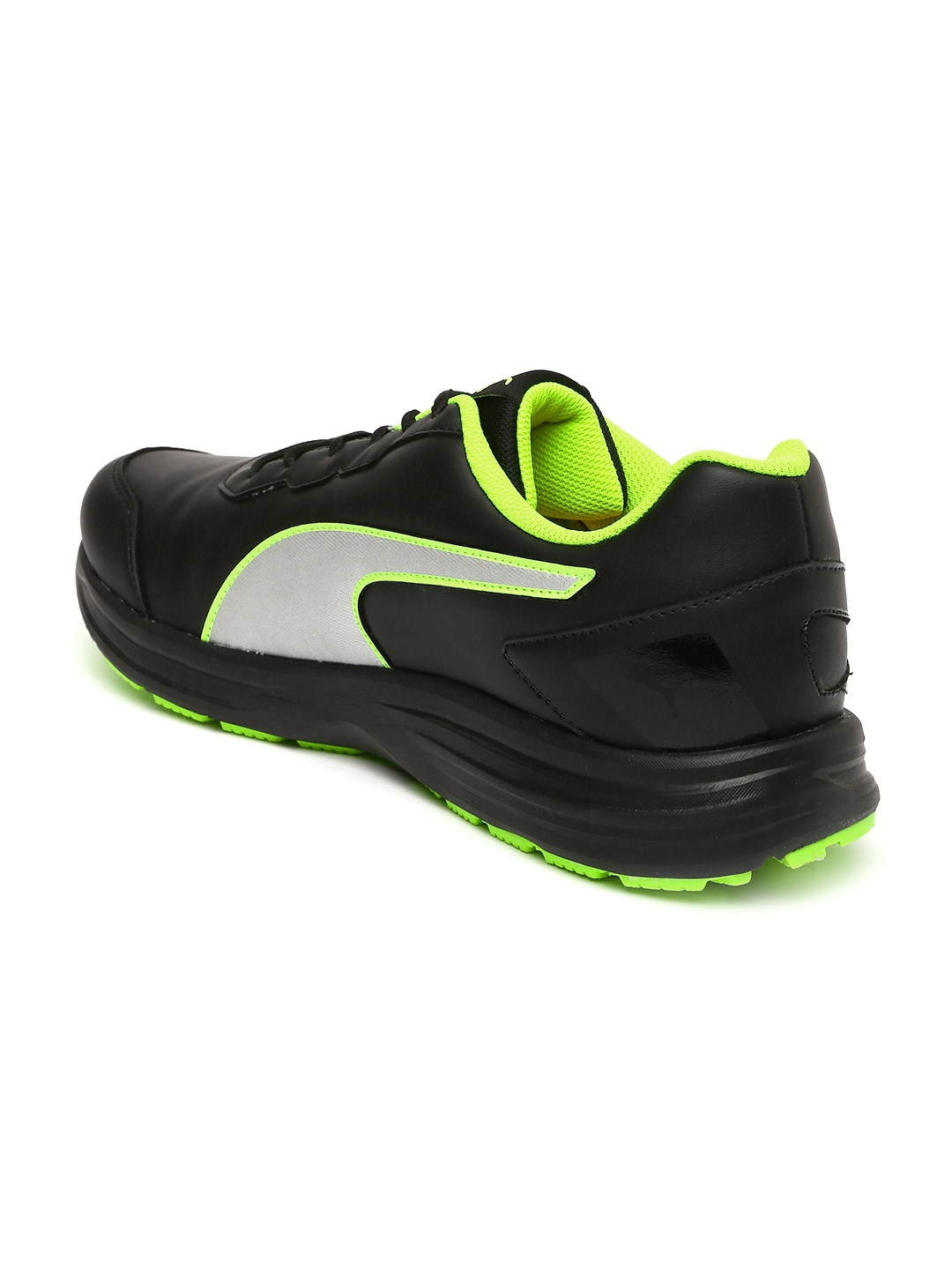 c623025713eb Buy PUMA Men Black Heritage SL IDP Running Shoes - Sports Shoes for ...
