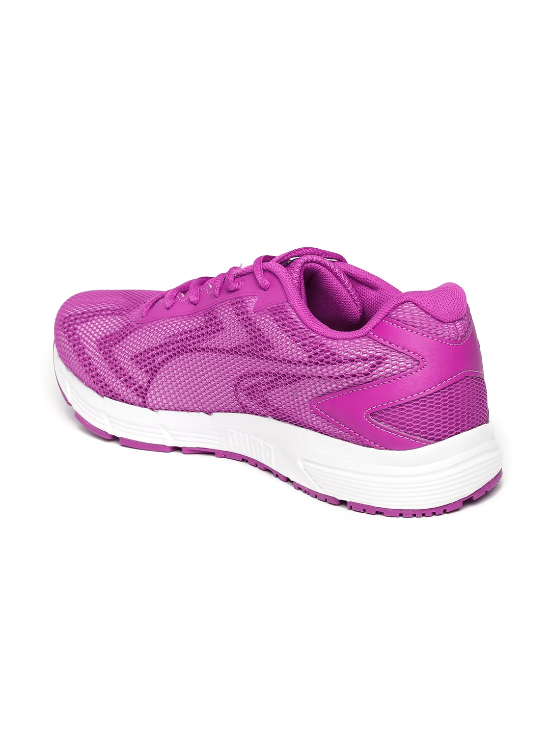 9d55cbc7e2 Buy PUMA Women Magenta Engine IDP Running Shoes - Sports Shoes for ...