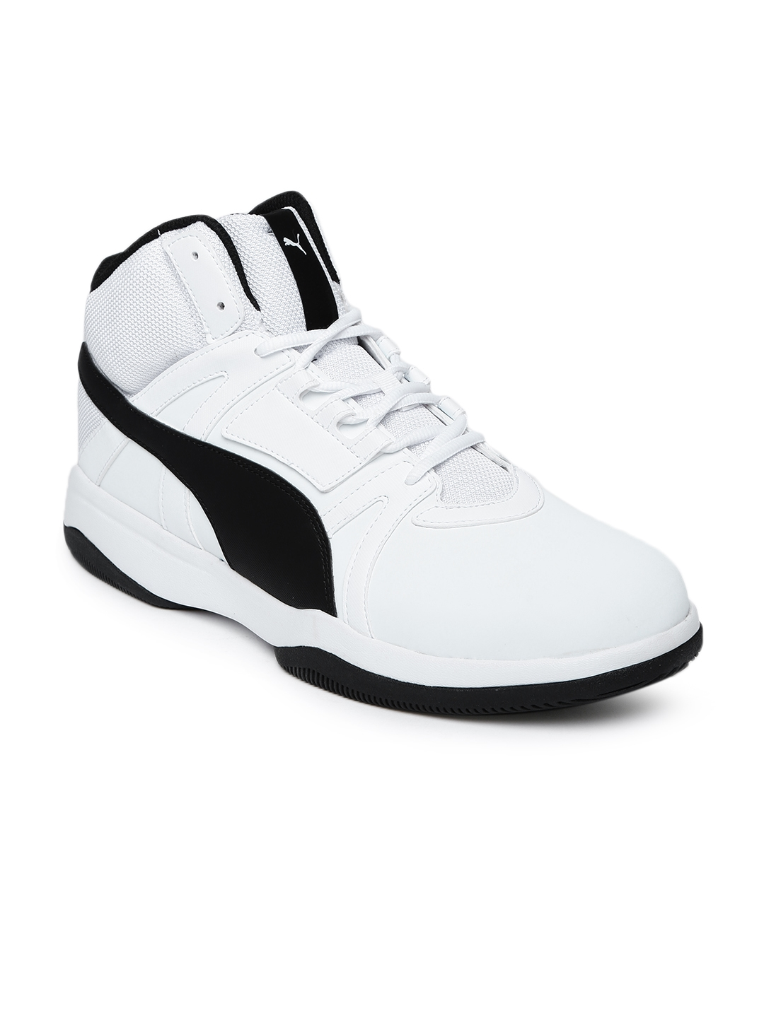 high neck shoes of puma