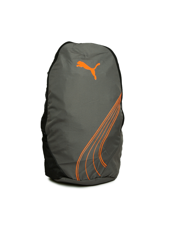6b1ca8bf7eb2 Buy PUMA Men Grey EvoSPEED 3 Cricket Kit Bag - Sports Accessories ...
