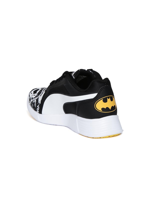 23c394d770a Buy Puma Kids Black ST Trainer Evo Batman Street Jr Printed Sneakers ...