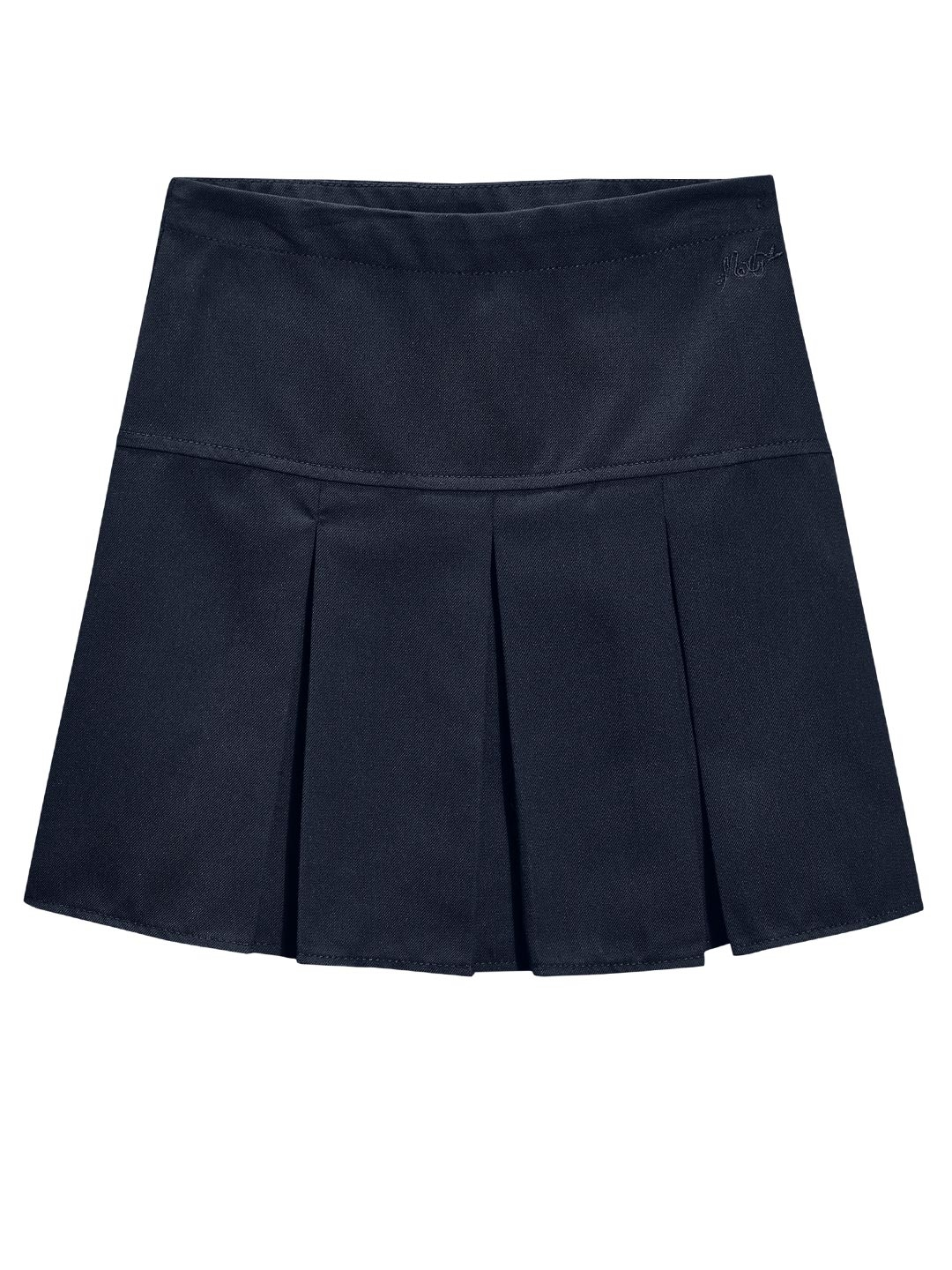 Buy Next Girls Navy Pleated A Line Skirt - Skirts for Girls | Myntra