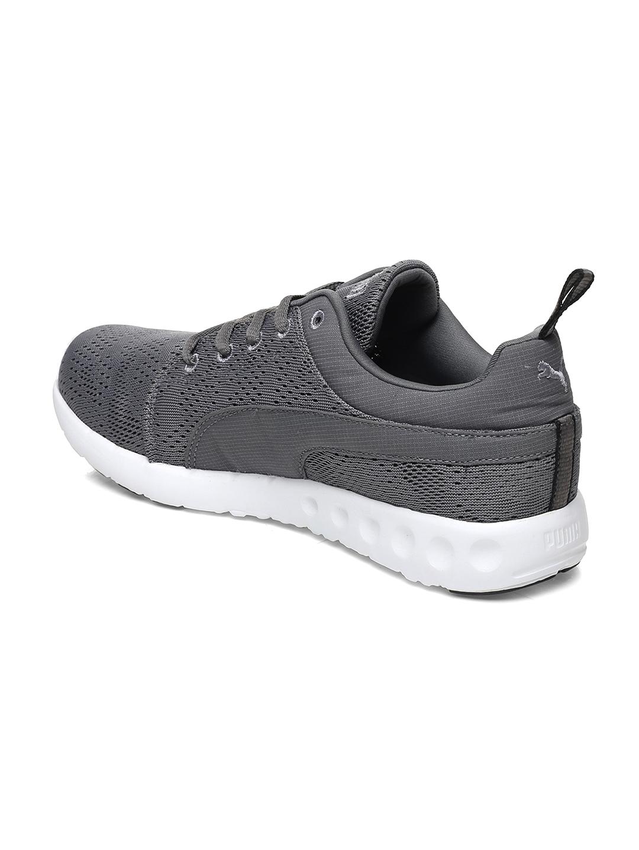 48e82c22e37ddf Buy Puma Men Grey Carson Runner Camo Mesh IDP Running Shoes - Sports ...