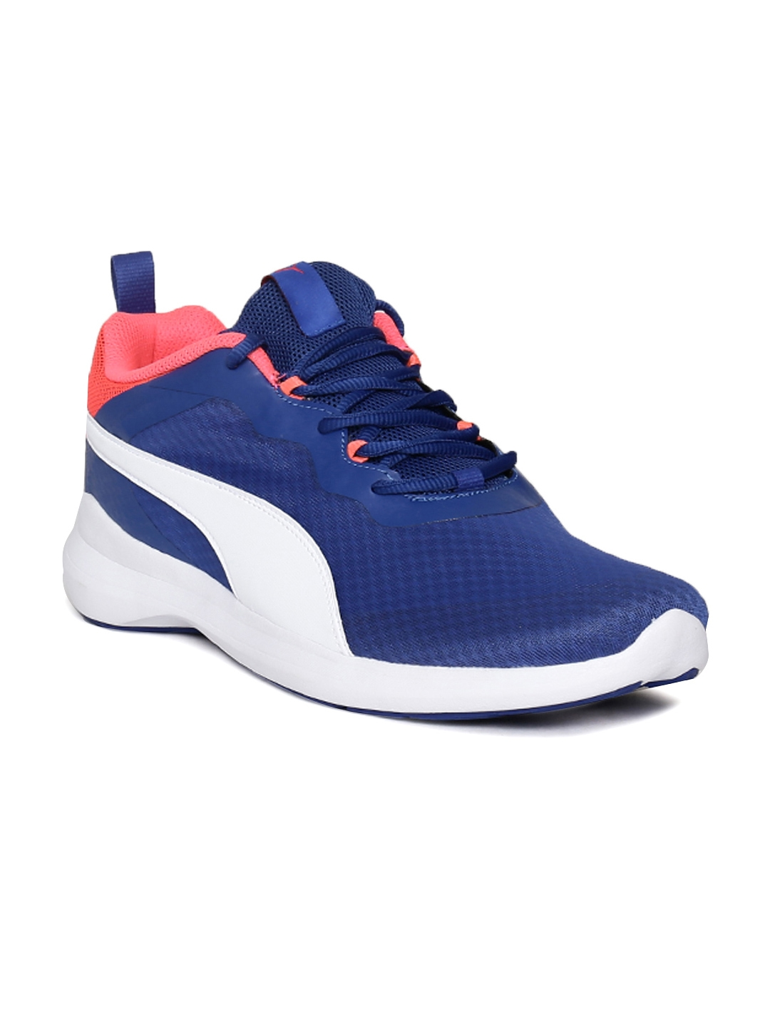 Buy Puma Men Blue Pacer Evo IDP Running Shoes - Sports Shoes for Men ... 7bf842172