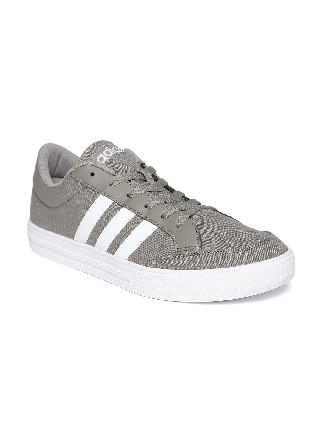 Adidas NEO Men Grey VS SET Sneakers