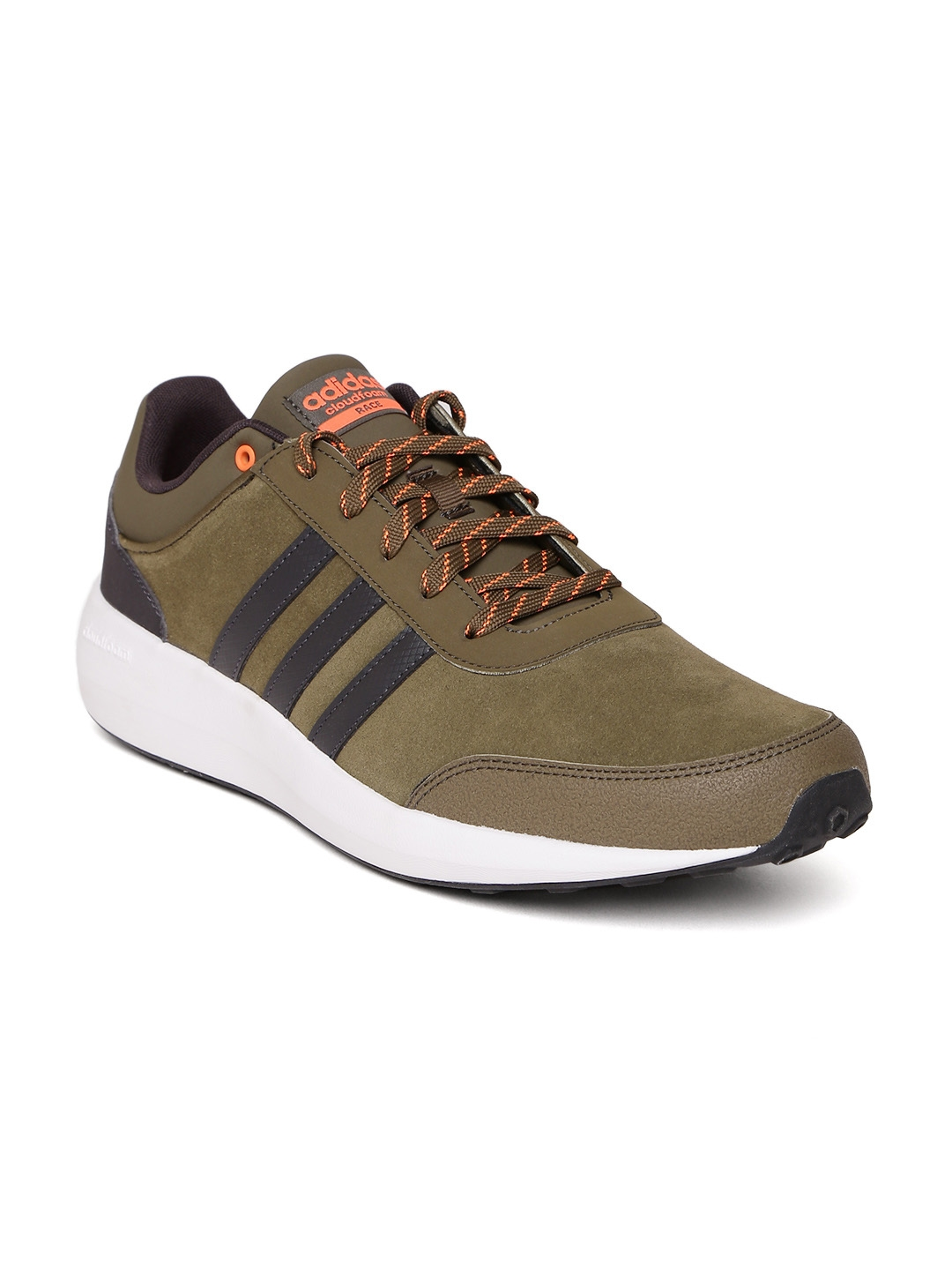 Gorgeous High Quality Adidas Neo Men Shoes Boots Cloudfoam