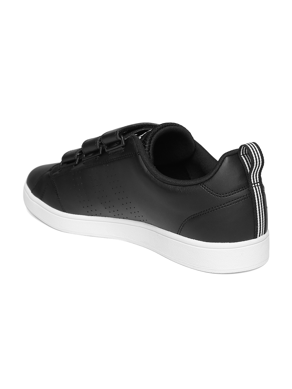 quality design d7532 91bfe ADIDAS NEO Men Black VS ADVANTAGE Clean CMF Sneakers