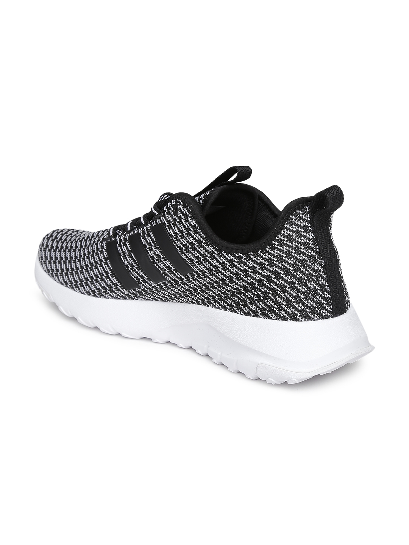 new product b53b2 e2f44 ADIDAS NEO Men Black CloadFoam SUPERFLEX TR Patterned Sneakers