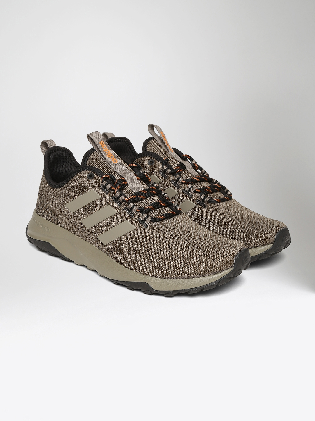 detailed pictures 619d2 8e20e Buy ADIDAS NEO Men Olive Brown CloudFoam Superflex TR Sneakers - Casual  Shoes for Men 1989266  Myntra