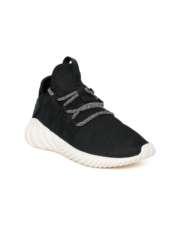 hot sale online 59645 a98e7 ADIDAS Originals Women Black Tubular Dawn Sneakers