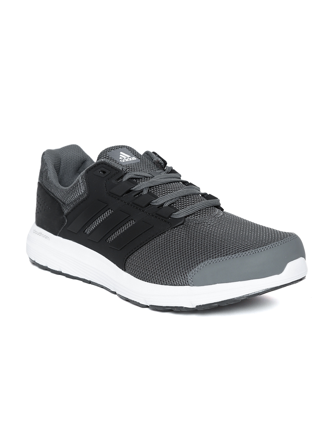 aa7170ceb Buy ADIDAS Men Grey Galaxy 4 Running Shoes - Sports Shoes for Men ...