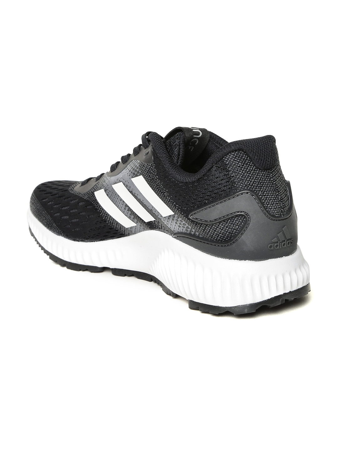 70bdcde368ea6 Buy ADIDAS Kids Black Aero Bounce J Running Shoes - Sports Shoes for ...