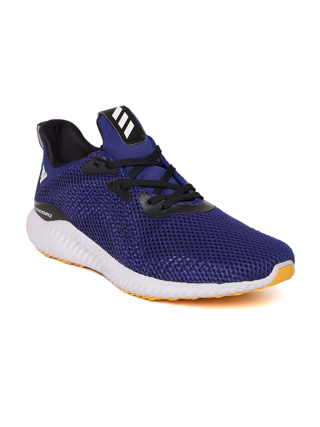 00fdd5830 Buy ADIDAS Men Navy Alphabounce 1 Running Shoes - Sports Shoes for ...