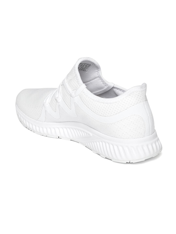 b1058bf70 Buy ADIDAS Men White MANAZERO M Woven Running Shoes - Sports Shoes ...