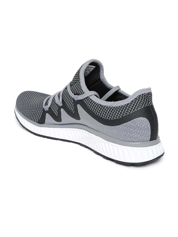 d118247e205c8 Buy ADIDAS Men Black   Grey MANAZERO Running Shoes - Sports Shoes ...
