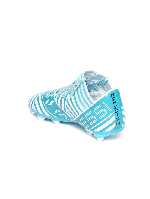 849e037708a Buy ADIDAS Boys Blue NEMEZIZ Messi 17.3 FG J Football Shoes - Sports ...